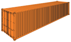 High-Cube-General-Purpose-Container-(40')